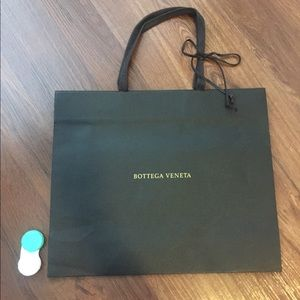 Bottega Veneta Bags - Authentic BOTTEGA VENETA shopping paper bag